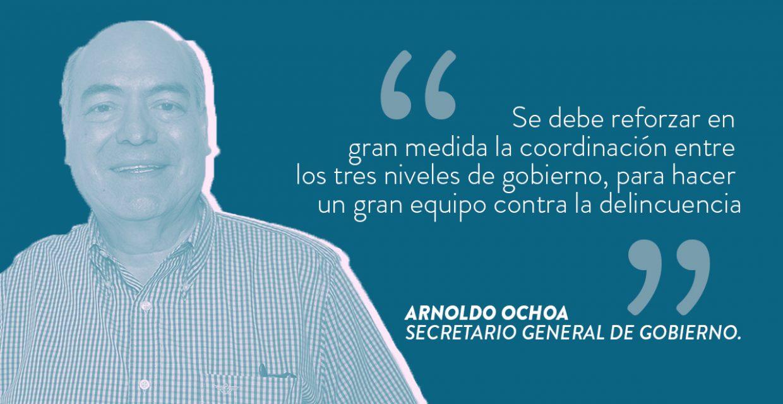 ARNOLDO OCHOA