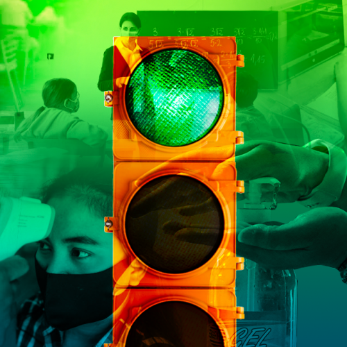 implicaciones semaforo verde